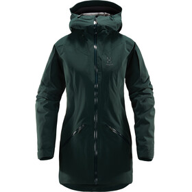 Haglöfs Niva Insulated Parka Women Mineral